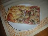 Pizza bez kynutí recept