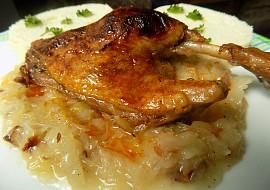 Konfitovaná kachní stehna recept