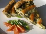 Mangoldový koláč s vinnou klobásou recept