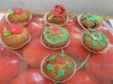 Muffínci s višněmi recept