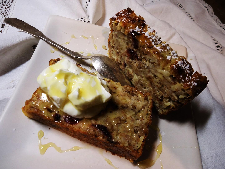 Pohankový biskupský chlebíček recept