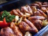 Pikantní kuřecí křidélka recept