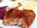 Kachna bez práce recept
