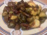 Pečené kapustičky s bramborem recept