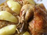 Kuře na zelí a černém pivu recept