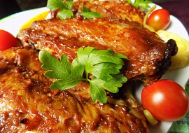 Žebírka BBQ recept