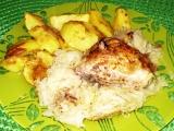 Kuřecí stehna v kyselém zelí recept
