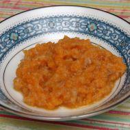 Příkrm brambory s květákem a dýní recept