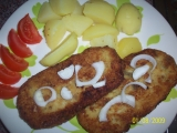 Květákový bramborák recept