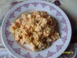 Rybí salát z pangase recept