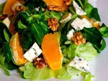 Choceňské jarní saláty
