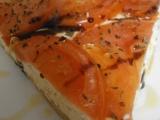 Rajský koláč s tvarohem recept