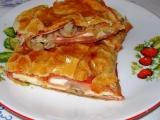 Slaný závin ála Pizza recept