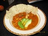 Kuřecí tortillová polévka recept