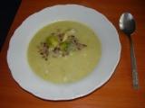 Polévka z růžičkové kapusty recept