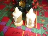 Svíčky plněné likérovým krémem recept