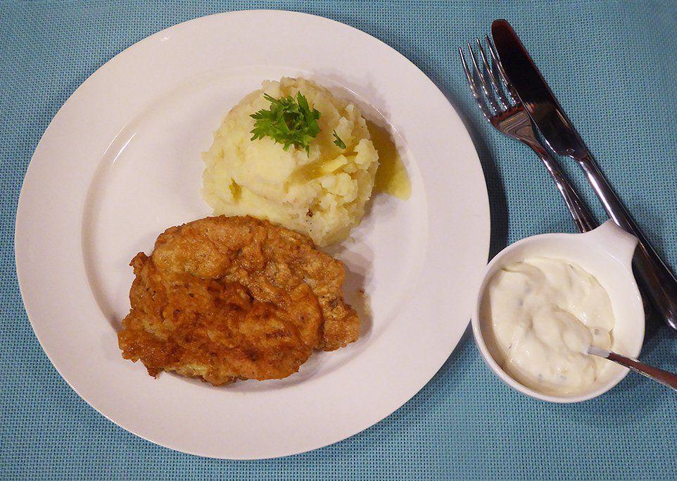 Rychlé kuřecí řízky recept