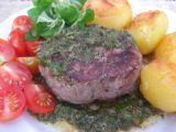Sekaný biftek recept