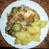 Zeleninový nákyp na bolzanský způsob recept