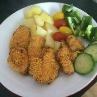 Zdravé kuřecí nugety recept