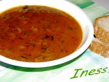 ,,Dršťková' polévka z václavek recept