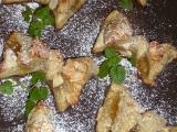 Mašličky z listového těsta recept