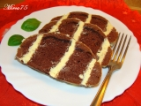 Bílkový chlebíček kakaový s tvarohovým krémem recept ...