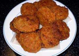 Sojanátky (sojové karbanátky)  vegan recept