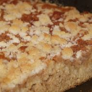 Jablečný koláč s cuketou recept