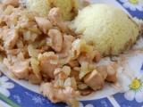 Medové kuřecí kousky na zázvoru recept