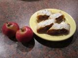 Jablečný štrúdl z domácího těsta recept