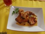 Pečený králík na česneku, víně a čerstvé majoránce recept ...