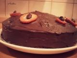 Jemný čokoládový dort recept
