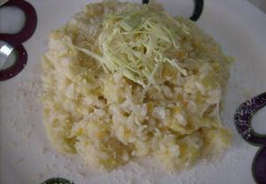 Krémové kapustové rizoto nejen pro děti