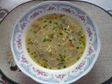 Polévka z kuřecích žaludků recept