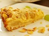 Hroznový páj s mascarpone a mandlovou krustou recept ...