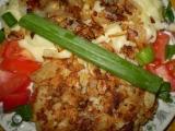 Aljašská treska s mandlemi a kokosem recept