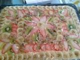 Šavlinky dezertík recept