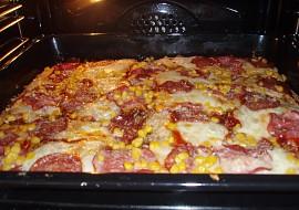 Italská kynutá pizza po česku :) recept