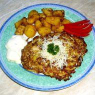 Jemnický řízek v bramboráku recept