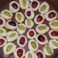 Česneková pomazánka trochu jinak recept