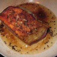 Kachní prsa na pánvi recept