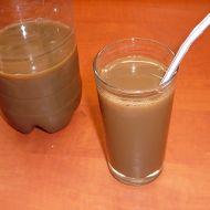 Dietní ledová káva s mlékem recept