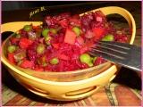 Dietní salát z červené řepy na večeři recept