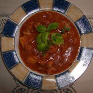 Gulášová polévka 2 recept