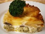 Zapečená brokolice se žampiony a bramborami recept ...