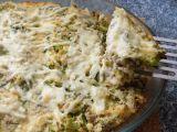 Rýžový pekáček s mletým masem a brokolicí recept
