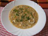 Chlebová polévka s kořenovou zeleninou a vejci recept ...