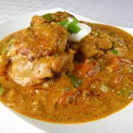 Kuřecí stehno na indický způsob recept