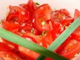 Rajčatový salát II. recept